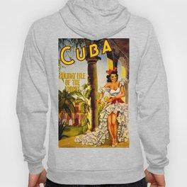 Cuba Holiday Isle of the Tropics Hoody