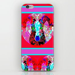 Aries Ram iPhone Skin