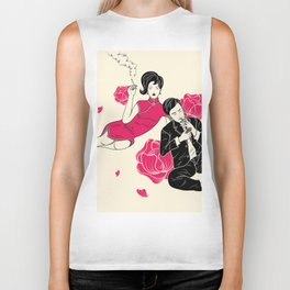 In the Mood for Love Biker Tank