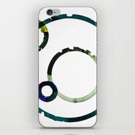 aRound iPhone Skin
