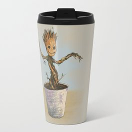 Baby Groot Travel Mug