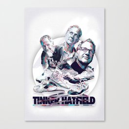 TINKER HATFIELD: DESIGN HEROES Canvas Print