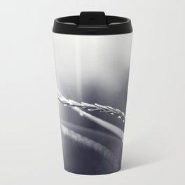 Evening Light in Black and White Travel Mug