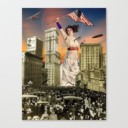 to End all Wars… Canvas Print