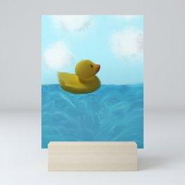 Dreaming at Sea Mini Art Print