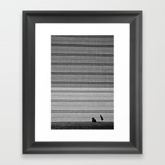 Liiiiittle Framed Art Print
