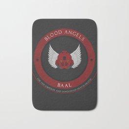Blood Angels Style Bath Mat
