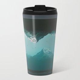 Opposites Metal Travel Mug