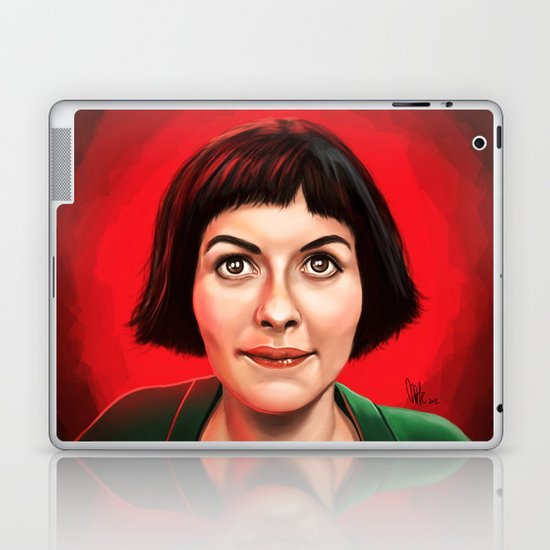 I like to look for things no one else catches Laptop & iPad Skin