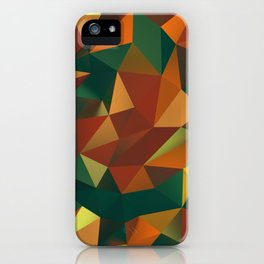 Polygonal Jammer iPhone Case
