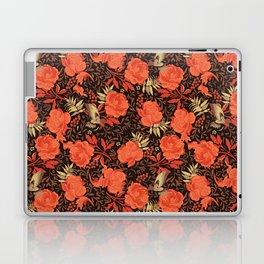 Art nouveau florals Laptop & iPad Skin