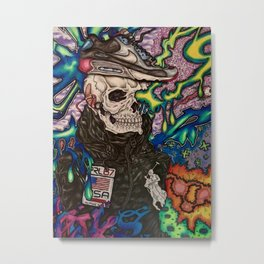 Sneakerhead Metal Print