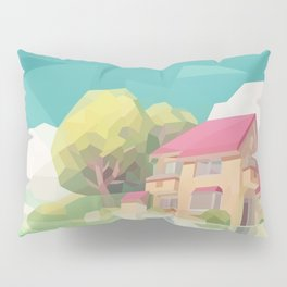 The Age of the Ocean Pillow Sham