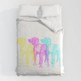 CMY-DOG Comforters