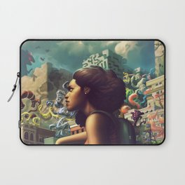 Pacifics Laptop Sleeve