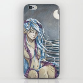 Night Elf iPhone Skin