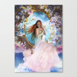 The Gatekeeper Canvas Print
