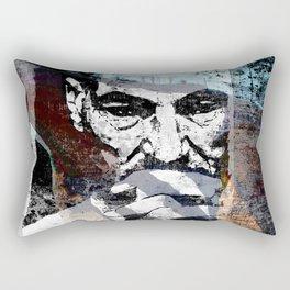contemplation - original Rectangular Pillow