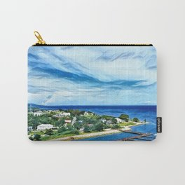 Coast Of Jamaica Carry-All Pouch