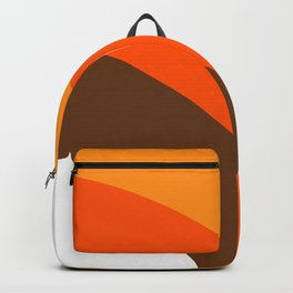 Harvest Rainbow - Right Side Backpack