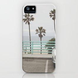 Cruisin Manhattan Beach iPhone Case