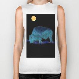 """ Buffalo Moon "" Biker Tank"