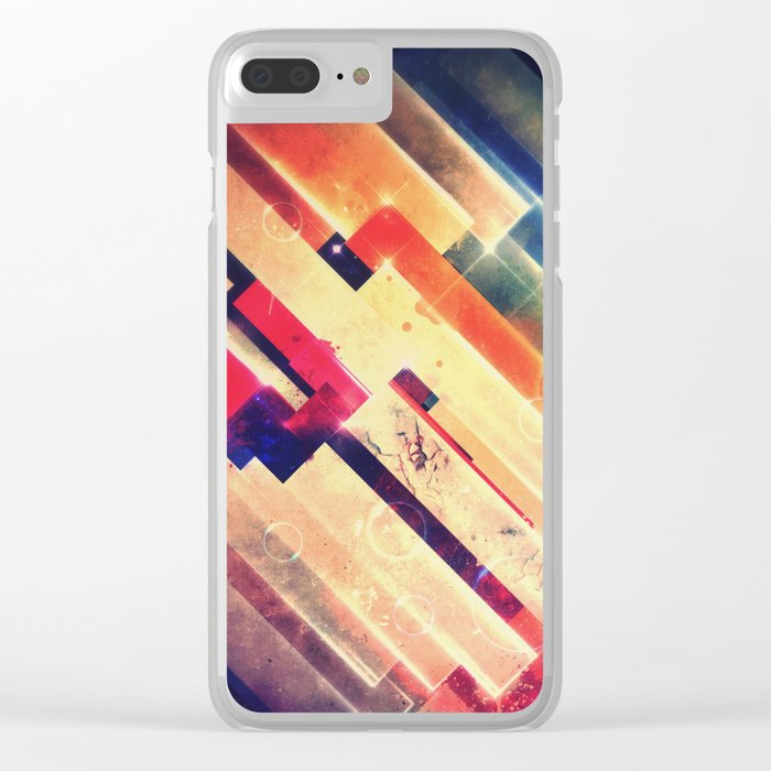 bybblz Clear iPhone Case