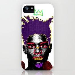 Biggie iPhone Case