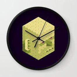 Sha Wujing Wall Clock