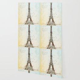 Eiffel Tower, Paris France Wallpaper
