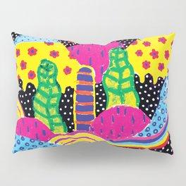 Pattern Island Pillow Sham