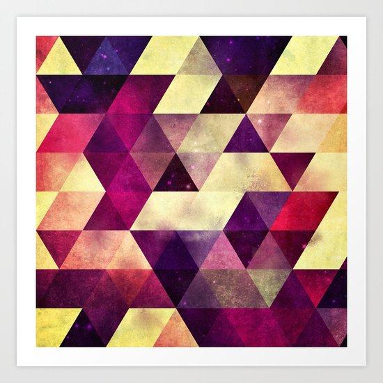 lyzy wyykks Art Print