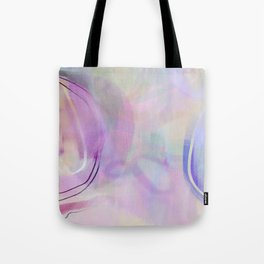 Blueberry Trifle Tote Bag