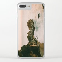 Big Sur / California Clear iPhone Case