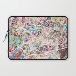 Charlottesville map Virginia Laptop Sleeve