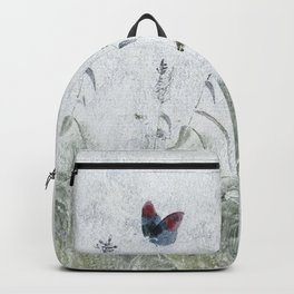 A Spell for Creation - butterflies amongst grass Backpack