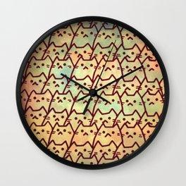 cats 95 Wall Clock