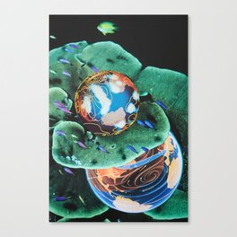 Wave of Mutilation Canvas Print