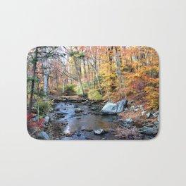 Autumn Woodlands Bath Mat
