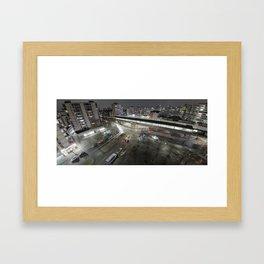 Silent Kotti Framed Art Print