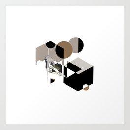 dreamer no.3 Art Print