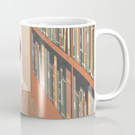 Getting Lost in a Book Coffee Mug