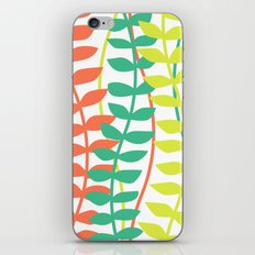 seagrass pattern - tropical iPhone & iPod Skin