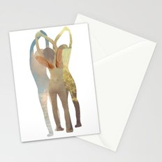 Absorbed Elements Stationery Cards