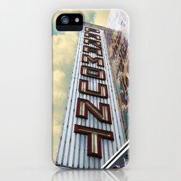 Paramount - Oakland, CA iPhone Case