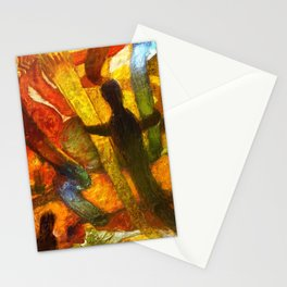 Embracing our differences Stationery Cards