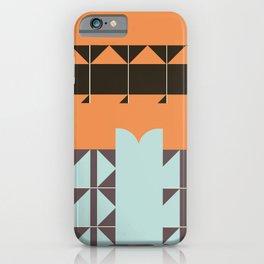 Geometrica 21 iPhone Case