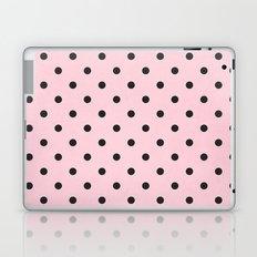Polka Party Blush Laptop & iPad Skin