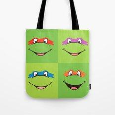 T M N T  Tote Bag