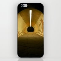 subway iPhone & iPod Skins featuring Subway by Matt Callaghan